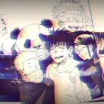 【静止画MAD】呪術廻戦/東京都立呪術高等専門学校『Tomorrowland』