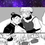 【呪術廻戦 漫画】不思議な物語, #呪術廻戦漫画 97, 五悠ログ
