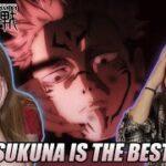 ❤️EWA HAS A CRUSH ON SUKUNA? MAHITO DESTROYED❤️ Jujutsu Kaisen EP13 REACTION