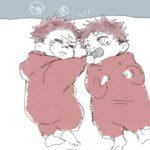[ティックトック絵] ❤️呪術 廻 戦 ティック トック | Jujutsu Kaisen Painting Tik Tok 💯Japanese Art Style #12