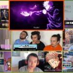 Jujutsu kaisen Episode 20 | 呪術廻戦第20話リアクションマッシュアップ / Reaction Mashup