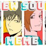 【手描き】NEW SOUL meme【呪術廻戦】