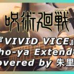 『呪術廻戦アニメOP(FULL)』VIVID VICE/Who-ya Extended【ギター弾き語りCOVER】