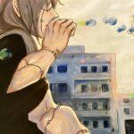 TVアニメ『呪術廻戦』ノンクレジットOPムービーのシュールな真人を描いてみた|Drawing MAHITO|Jujutsu Kaisen | Acrylic painting