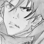 【呪術廻戦】伏黒恵の戦闘シーン描いてみた【手描き】【アニメーション】