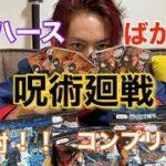 【呪術廻戦】ウエハース1BOXと呪術廻戦ばかうけ10袋買ってきたので、開封してみた!かぶらずコンプリート!?