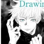 【呪術廻戦】五条悟 描いてみた  Jujutsu Kaisen   Drawing Satoru Gojo   iPad Pro
