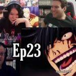 Jujutsu Kaisen Episode 23 REACTION MASHUP [呪術廻戦 23話 反応]