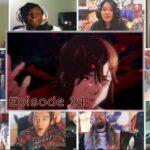 Jujutsu Kaisen [呪術廻戦] Episode 24 Reaction Mashup!!!!
