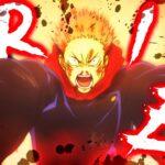 【MAD】呪術廻戦 虎杖悠仁/Jujutsukaisen Yuji Itadori【RISE】【2160p】【4K】※イヤホン必須