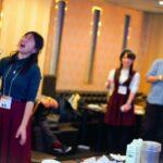 春先さんの TVアニメ『呪術廻戦』/OPテーマ:Eve「廻廻奇譚」携帯で歌ってみた #グッ会