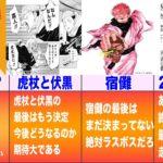 【呪術廻戦考察】釘崎は死亡してます!!芥見下々先生の爆弾発言part3【比較】【ランキング】