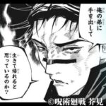 【呪術廻戦 解説】~脹相~ 呪胎九相図 術式 虎杖悠仁キャラクター解説 ネタバレ注意!!