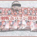 【呪術廻戦】缶バッジ 開封動画😎🤞
