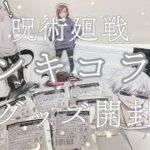 呪術廻戦🌷.*激戦?!ドン・キホーテコラボグッズ開封っ!