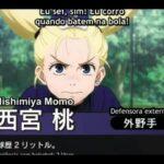 [呪術廻戦21話] 野球を知らない西宮桃がかわいい [Zyuzyutsukaisen] Nishimiya doesn't know baseball