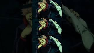 【呪術廻戦】3画面MAD 宿儺