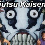 Jujutsu Kaisen 1×4 Reactions | Great Anime Reactors!!! | 【呪術廻戦】【海外の反応】