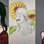呪術廻戦絵画 | Jujutsu Kaisen Painting Tik Tok 171