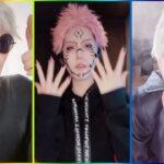 【Shykily Channel】Video cosplay Jujutsu Kaisen | コスプレ呪術廻戦がチクタクに投稿され共有されました#24