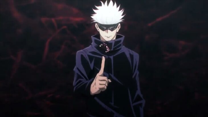 【呪術廻戦】最強の呪術師 五条悟 戦闘シーン集