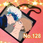 【呪術廻戦】『五条先生と虎杖悠二くんのトートバッグ』128  JUJUTSU KAISEN Satoru Gojo felt  handmade フェルト 作り方