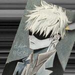 Drawing Gojo Satoru | Greyscale Challenge |Jujutsu Kaisen | 呪術廻戦 | diArt