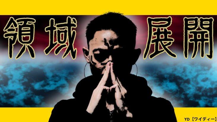 【再現】TVアニメ『呪術廻戦』宿儺の必殺技「領域展開」をやってみた。(伏魔御廚子)