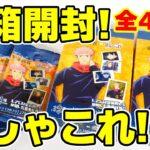 【呪術廻戦】初!ぱしゃこれ開封!レア含む全44種を3箱でコンプいける?いけない?