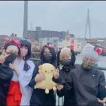 (祝100人記念!!)呪術廻戦五条高専時代組でユニバに行ってきたよ!『オフショ集(動画もあるよ!)』