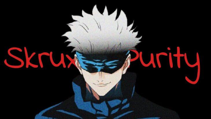 呪術廻戦 [AMV/MAD] Skrux – Purity | Chill – Jujutsu Kaisen
