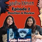 """Indians React/Review Jujutsu Kaisen's (呪術廻戦) Episode 2 """"For Myself (自分のために)"""" Anime Episode Reaction"""