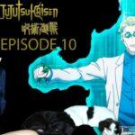 Jujutsu Kaisen Anime Reactions Episode 10  Idle Transfiguration Episode 10 呪術廻戦  無為転変