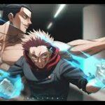 Jujutsu Kaisen – Yuji and Todo's Impressive Tag Team | 呪術廻戦 1080p HD