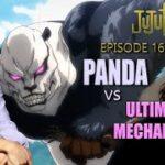 Panda vs Ultimate Mechamaru Jujutsu Kaisen Anime Reactions Episode 16  呪術廻戦  京都姉妹校交流会 -団体戦2