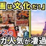 【海外の反応】フランス人「マンガは既に文化だ!」 仏政府が若者に配布したクーポンの殆どが日本の漫画に使われていた!