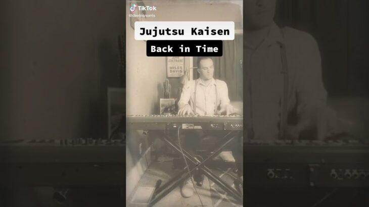 【呪術廻戦ピアノ】海外のピアニストの廻廻奇譚がかっこよすぎる→牛乳吹いたら負けwww