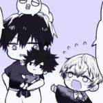 【呪術廻戦漫画】かわいい話 #16