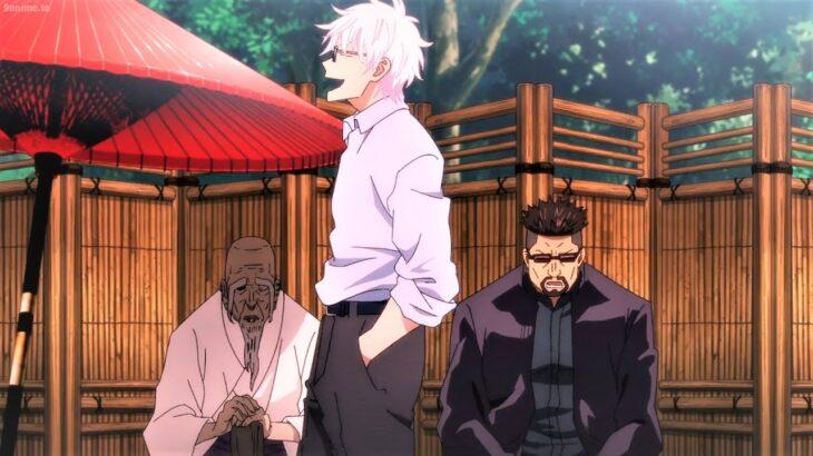 呪術廻戦  #25 五条が野球の試合の審判である面白い瞬間www  ~ Jujutsu Kaisen 2021