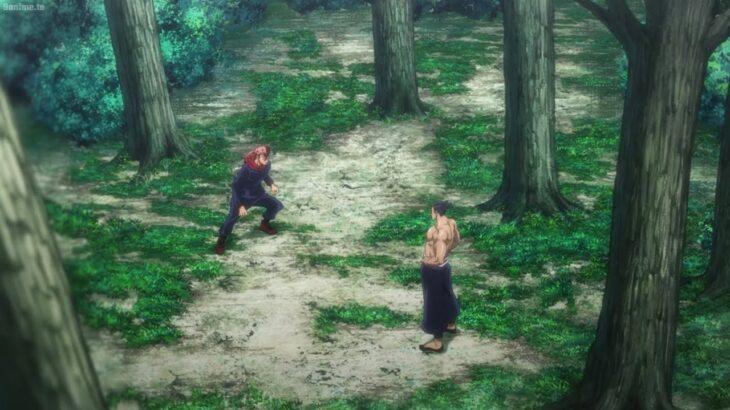 呪術廻戦 ! Aoi and Yuji fierce battle | 葵とゆうじの激しい戦い
