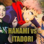 Black Flash Yuji vs Hanami   Jujutsu Kaisen Anime Reactions Episode 19  呪術廻戦  黒閃