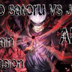 Gojo Satoru VS Jogo jujutsu kaisen fight scene [AMV] In Waves – Inwaves