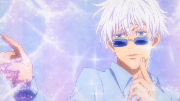 Gojou Satoru funny and serious being Gojo Satoru Moment – Jujutsu Kaisen