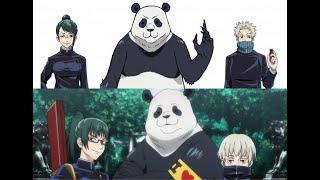 N1- 『劇場版 呪術廻戦 0』禪院真希・狗巻棘・パンダの1年生時代が公開 メガネやヘアスタイル変化