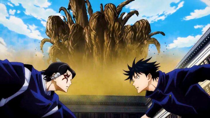 呪術廻戦    恵と憲紀の残忍な戦いが勝利と敗北を区別する、悪魔花御の恐ろしい力が目覚める、The brutal battle between Megumi and Noritoshi