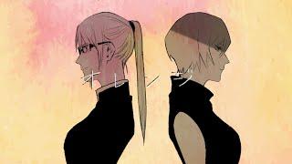 【手描き呪術廻戦】双子でオレンジ /ショートVer【※本誌ネタバレ】