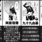 【呪術廻戦】名称不明の術式まとめ