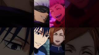 【呪術廻戦】1年ズと五条悟で4画面MAD