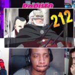 Boruto Episode 212 Reaction Mashup | ボルト ナルト ネクスト ジェネレーションズ 212話【海外の反応】