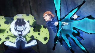 呪術廻戦!野原が城郎級の特殊霊鬼と対峙するとどうなるか,If Nobara confronts the special level demon Joro[ Jujutsu Kaisen ]